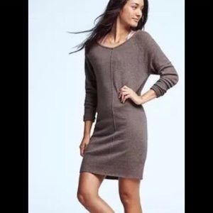 Athleta Sweater Dress Adri Mudra  Size M